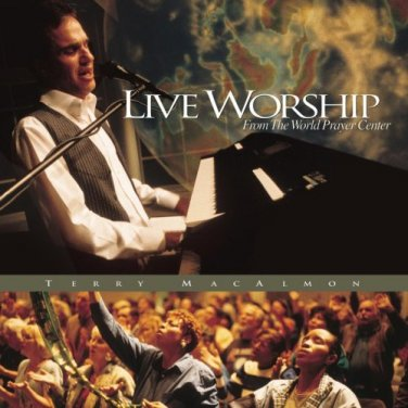 Terry MacAlmon - Live Worship from the World Prayer Center (music cd)