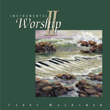 Terry MacAlmon - Instrumental Worship 2 (music cd)