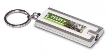 Movin' On LED Keyring Flashlight - 5 PACK