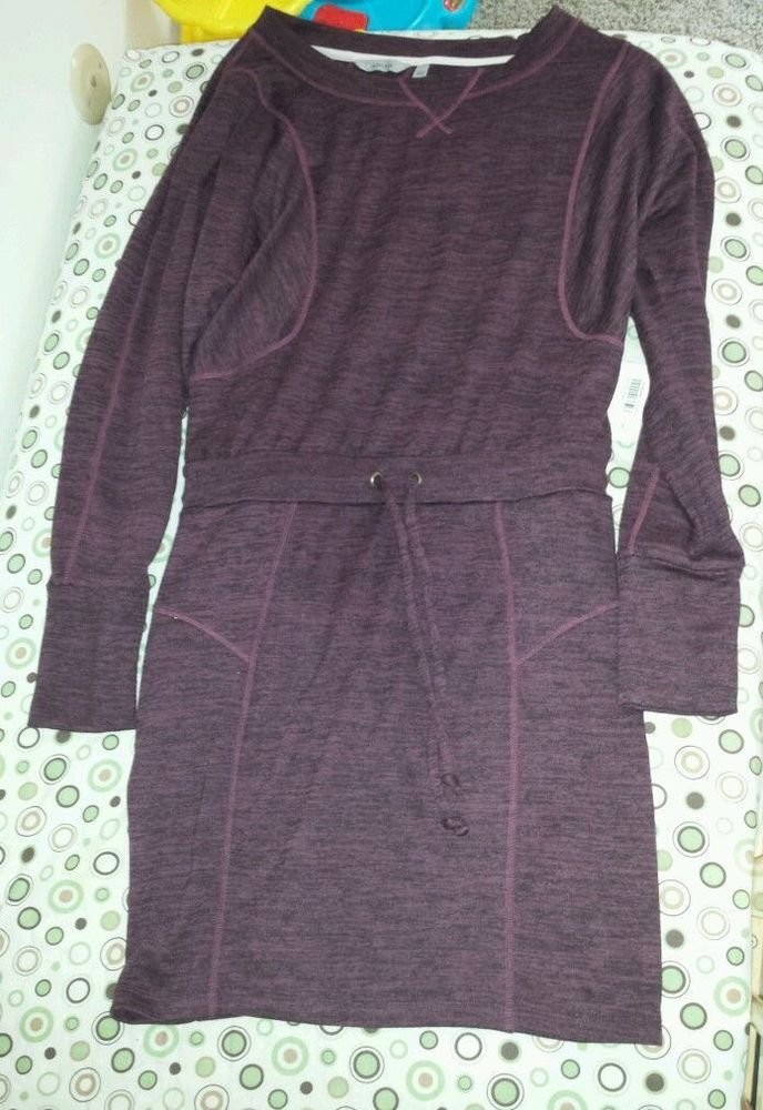Give it your dress rosewood - Athleta Summer/Beach, L and Purple GYM