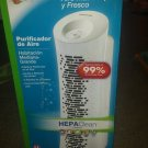 Honeywell  HHT290WHDHEPA-type filters Tower Air Purifier & Air Purifier Whites