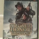 Medal of Honor: Frontline  (Sony PlayStation 2, 2002) Medal of honor video game
