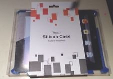 Silicone Skin : Case Cover Apple iPad3  - Color Blue protect Shell/Skin