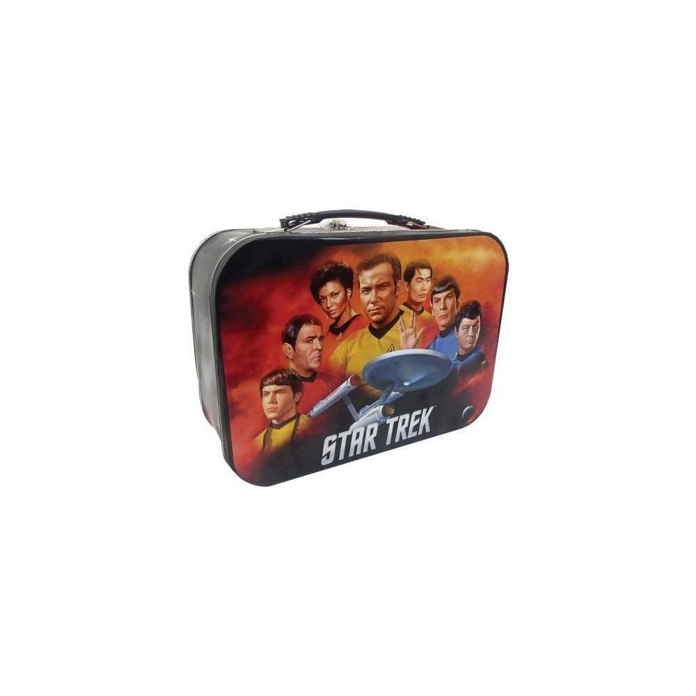 Star Trek: The Original Series Tin Tote - U.S.S. Enterprise