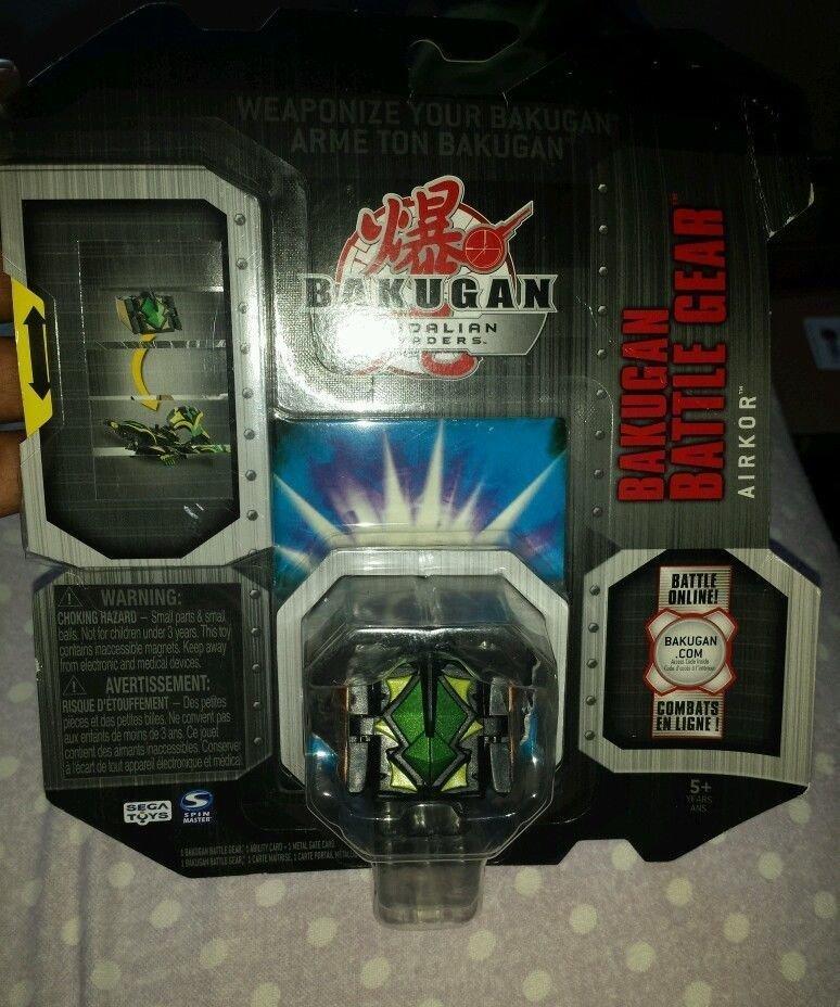 Bakugan gundalian:  invaders Spin Master Year 2009 Bakugan Gundalian Invaders