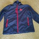 "Boston Red Sox MLB Jacket L- EG Blue Unisex Adult Regular Season MLB ""SAVE NOW"""