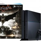 500GB PlayStation 4 Batman Arkham Knight Bundle