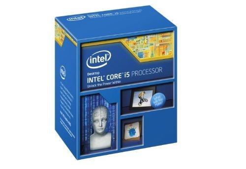 Intel Core i5-4590 BX80646I54590 Processor (6M Cache, 3.3 GHz)