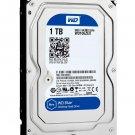 WD Blue 1TB Desktop 3.5 Inch SATA 6Gb/s 7200rpm Internal Hard Drive
