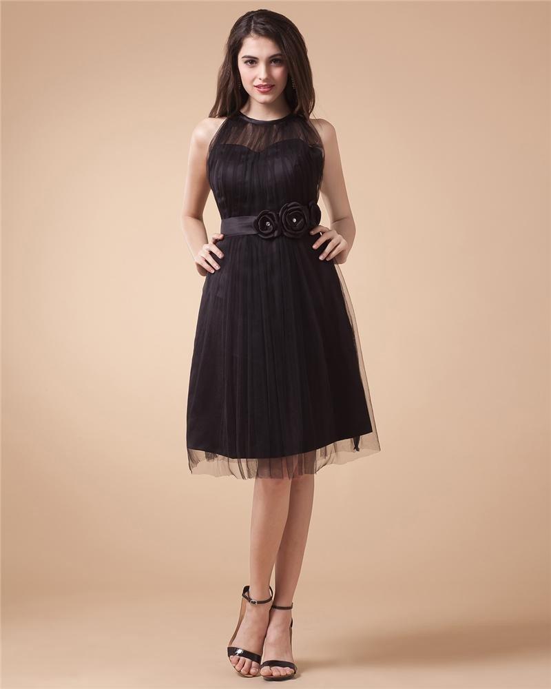 Elegant Lace Taffeta Organza Party Dress
