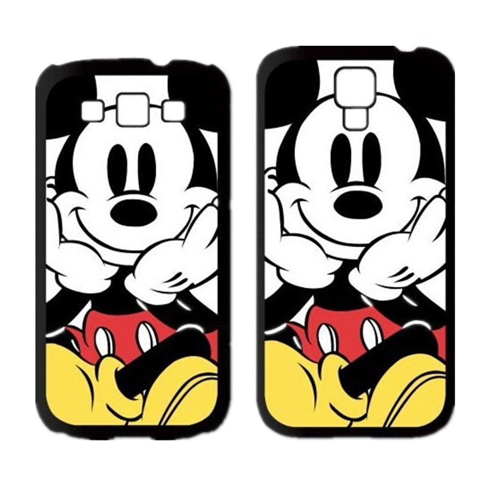 Disney Mickey Mouse Protective Cover Case For Samsung Galaxy S4 mini***free shipping***