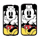 Disney Mickey Mouse Protective Cover Case For Samsung A3 ***free shipping***