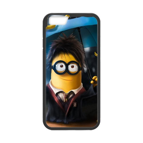 Minions Harry Potter Case for iPhone 6