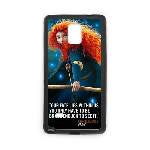 Brave Movie Quotes Case for Samsung Galaxy Note 4