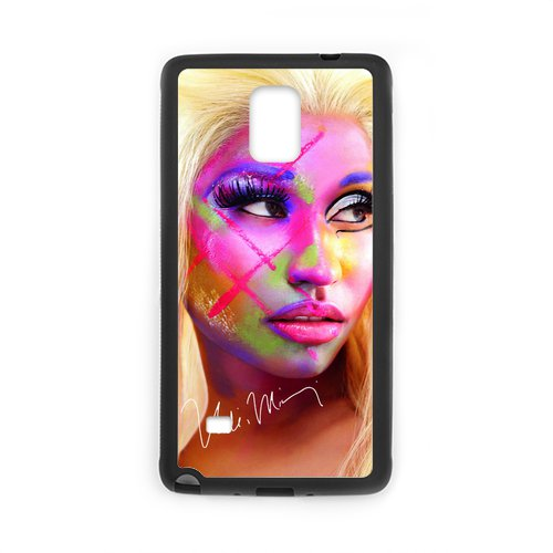 Nicki Minaj Colorful Face Case for Samsung Galaxy Note 4
