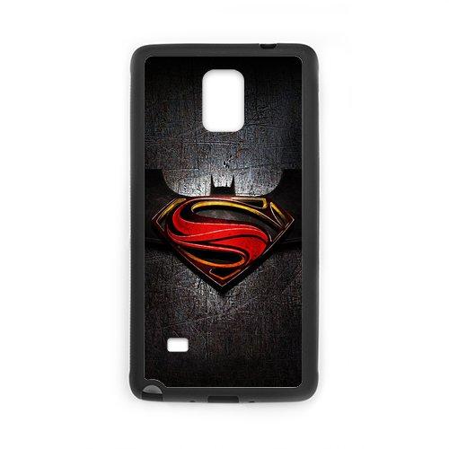 Superman & Batman Case for Samsung Galaxy Note 4