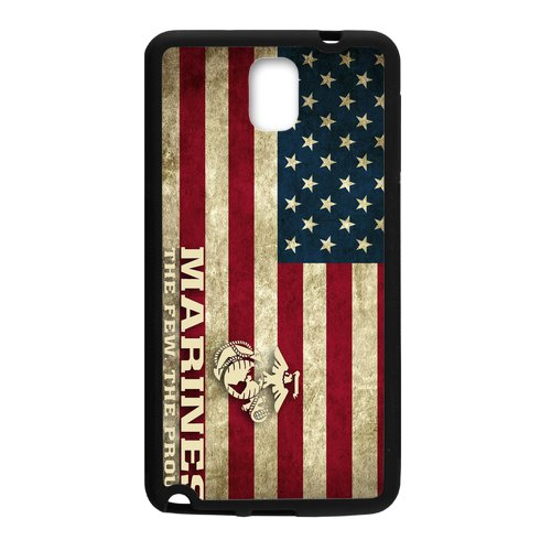 Marine Corps American Flag Air Force Case for Samsung Galaxy Note 3
