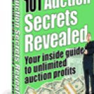 101 Auction Secrets Revealed!
