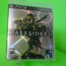 PS3 Darksiders  (Sony Playstation 3, 2010) Complete FAST FREE SHIPPING