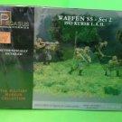 7202 1/72 German Waffen SS Set 2 PGHS7202 PEGASUS HOBBIES NEW SEALED