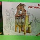 Czech City Building,   1/35 MiniArt   # 35018 new sealed