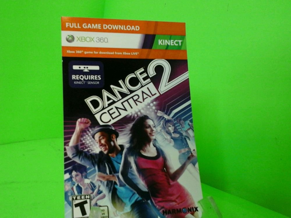 Dance Central 2 (Xbox 360) Full Game Download Card - FAST Free Shipping!
