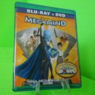 Megamind (Blu-ray/DVD, 2011, 2-Disc Set) FAST FREE SHIPPING