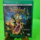 Tangled (Four-Disc Combo: Blu-ray 3D / Blu-ray / DVD / Digital Copy) DISNEY