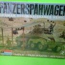 Monogram Panzerspahwagen German Reconnaisance Vehicle 1/32 scale model kit 7856
