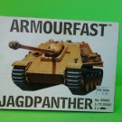 WWII  1/72 German Jagdpanther Tank 2 Pcs Set Armourfast  Type