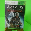 Assassin's Creed: Revelations  (Xbox 360, 2011)  Complete