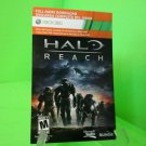 Halo: Reach  (Xbox 360, 2010) Digital Download Code - New