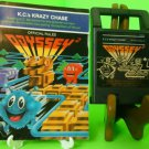 Odyssey 2 Videopac KCs Krazy Chase for the Odyssey Video Game System Voice