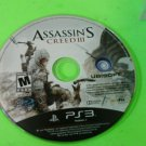 Assassin's Creed III (PS3, Playstation 3) Disc Only! Ships Fast!