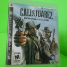 Call of Juarez Bound in Blood (Sony Playstation 3) COMPLETE FAST FREE SHIPPING