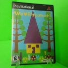 We Love Katamari (Sony PlayStation 2, 2005) - Complete FAST FREE SHIPPING