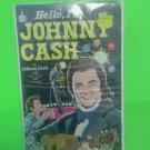 HELLO I'M JOHNNY CASH by Johnny Cash Religious Comic Book