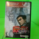Tekken Tag Tournament [Greatest Hits]  (Sony PlayStation 2, 2002)