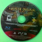 God of War Collection (Greatest Hits) (Sony Playstation 3, 2010) Disc only