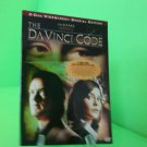 The DaVinci Code DVD, 2006, 2-Disc Set, Widescreen Special Edition FREE SHIPPING