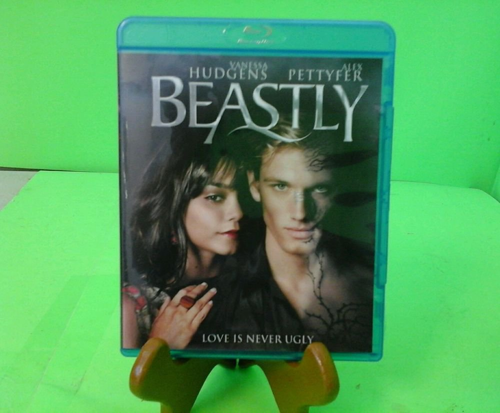 Beastly (Blu-ray Disc, 2011) VANESSA HUDGENS