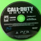 PS3 Playstation3  Call of Duty: Ghosts, Disc only!  Free Shipping :)