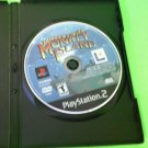 ESCAPE FROM MONKEY ISLAND --- PLAYSTATION 2 PS2 2001