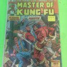 Master of Kung Fu #18 Wilson Giacoia Gulacy Milgrom Shang-Chi - 1st Dahar