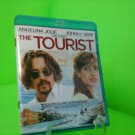 The Tourist (Blu-ray Disc, 2010) FAST FREE SHIPPING