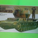Tamiya 35233 WWII German Tank Flakpanzer IV Wirbelwind 99 1/35 Scale kit
