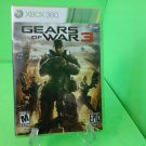 GEARS OF WAR 3  (Xbox 360)  ***COMPLETE***  VERY NICE!!!