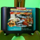 Capcom Street Fighter II 2 Sega Genesis  Special Champion Edition FREE SHIPPING