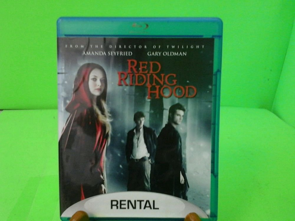 Red Riding Hood (Blu Ray Disc, 2011)
