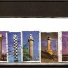 recent 2006 Australia lighthouses stamp set